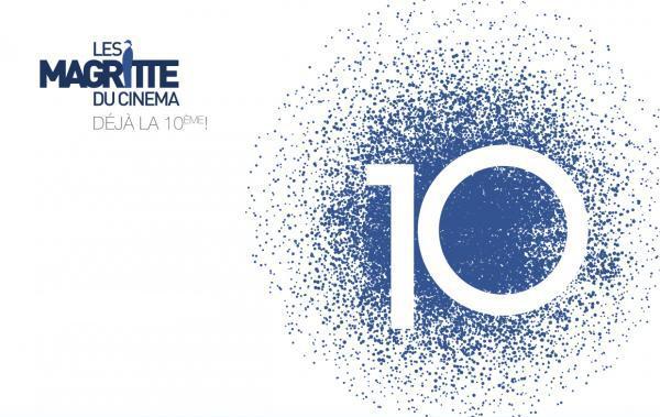 Logo Magritte - 10 ans