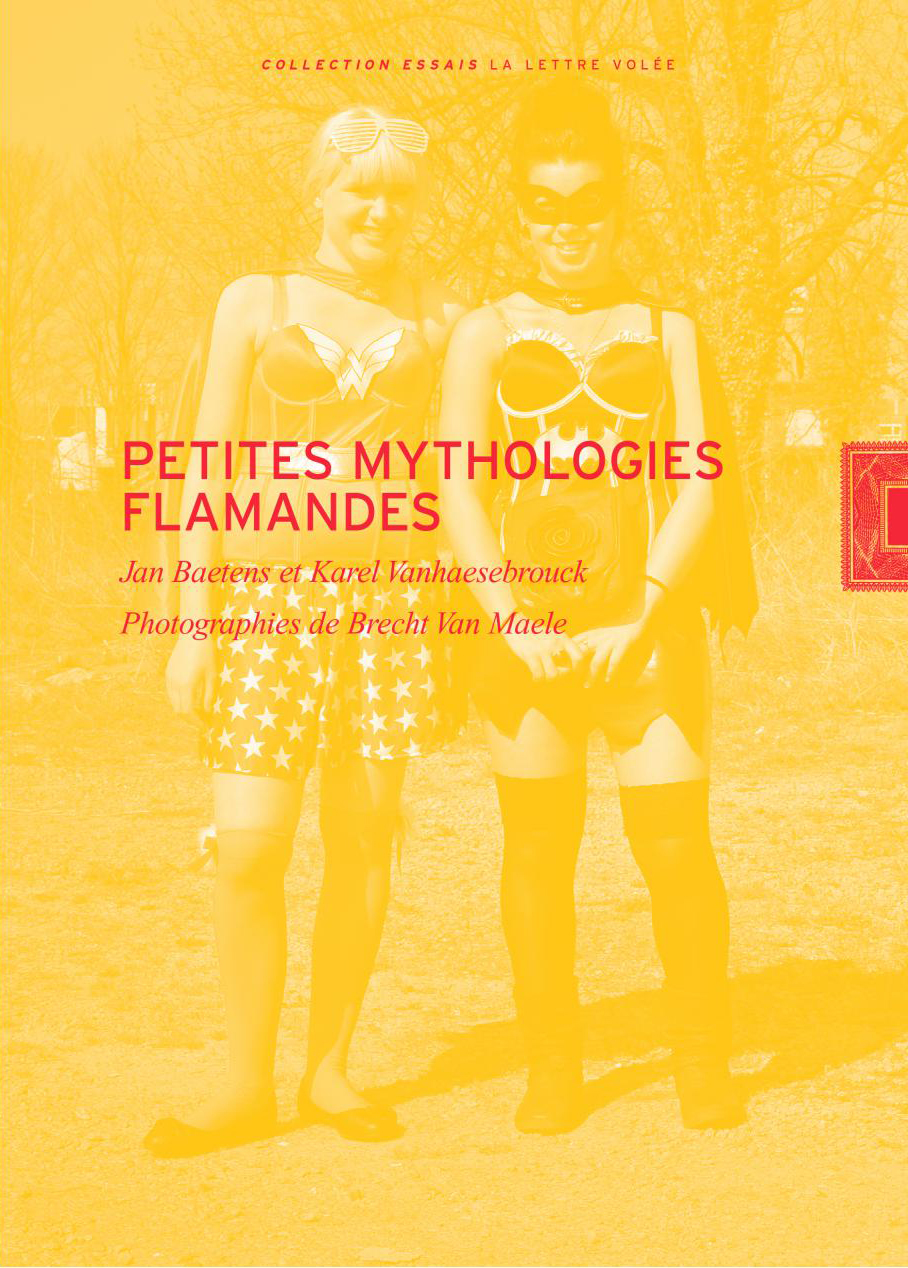 Petites mythologies flamandes - Cover